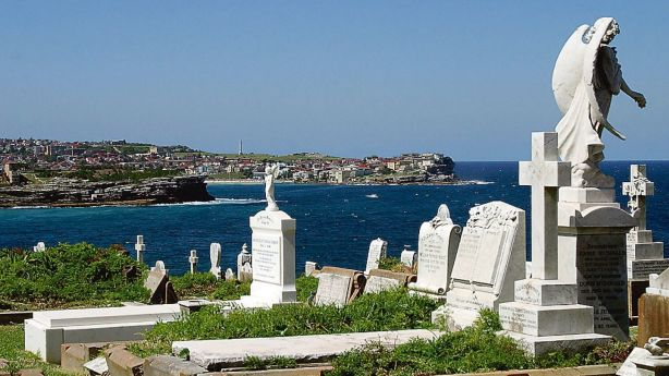 Sydney will face a demand-supply problem for its expensive graves within 32 years. Photo: Supplied