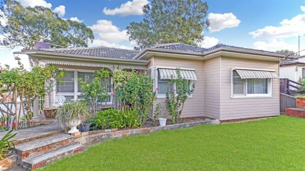 Selling agent Andrew Chrysanthou said he generally had five to 10 Blacktown properties on the market at the $650,000 mark. This house at at 22 Cansdale Avenue, has a price guide of $600,000 to $660,000.