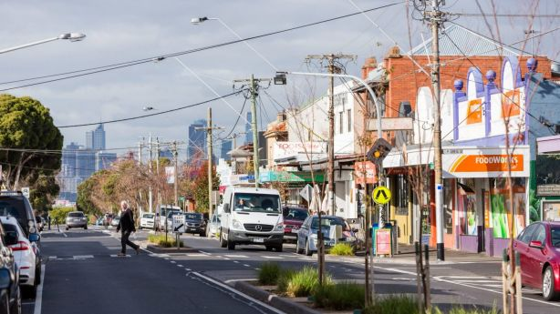 Much of Seddon's activity is centred around Charles Street, and nearby Victoria Street. Photo: Greg Briggs