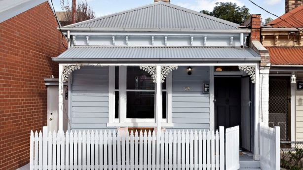 36 Laity Street, Richmond passed in on Saturday. Photo: Supplied