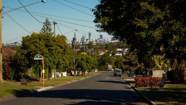 Brisbane house prices have fallen by more than units this quarter, a new report from Domain shows. Photo: Tammy Law