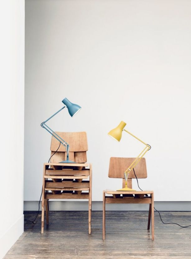 One of Karen Walker's favourite things: Anglepoise Type 75 desk lamps. Photo: Stuff