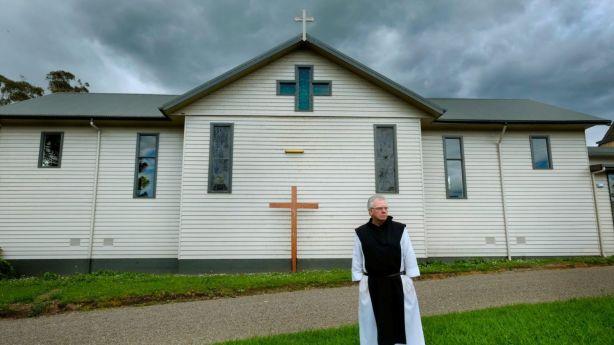 The Tarrawarra Abbey in 2013 Photo: Eddie Jim