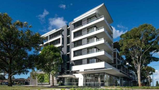 Encore Ramsgate Beach by HELM won best small-scale infill development. Photo: supplied