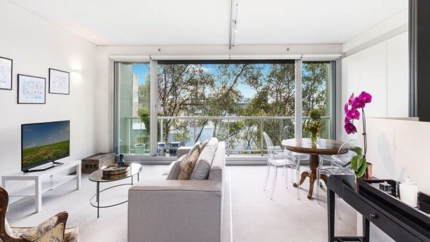 A two-bedroom apartment at 304/1 Francis Street, Darlinghurst, sold for $980,000. Photo: Supplied