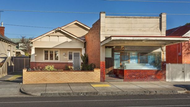 80 Harding Street, Coburg was sold for the first time on Saturday. Photo: Nelson Alexander Coburg