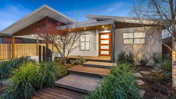 This home set a suburb house price record in Highett. Photo: Supplied