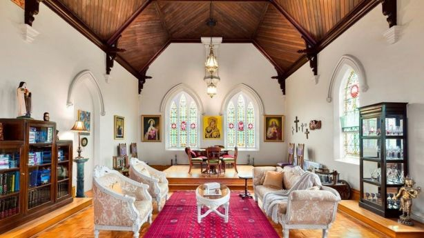 St Patrick's convent in Koroit is up for sale. Photo: Lockett & Co