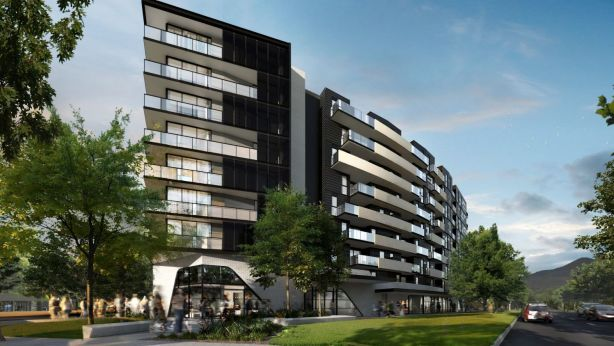 There will be 92 apartments and 48 terrace-style homes in the development. Photo: Independent Property Group