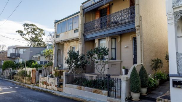 Housing ranges from Victorian-era terraces to workers' cottages and prestige waterfront piles. Photo: Supplied