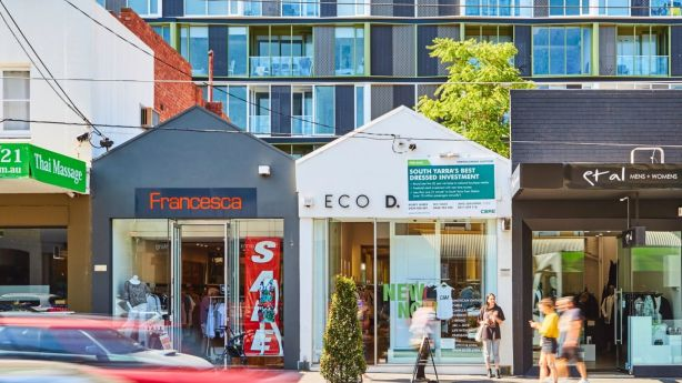 South Yarra saw some of the highest price growth during Melbourne's recent property boom. Photo: PJ Pantelis