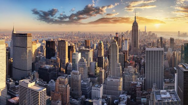 Melbourne and Sydney need to become more like New York with higher density living to survive and thrive. Photo: iStock