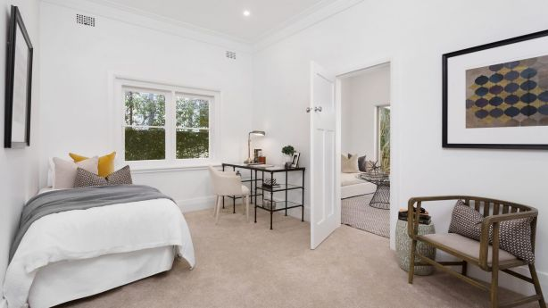 The historical home also comes with DA approval. Photo: Supplied