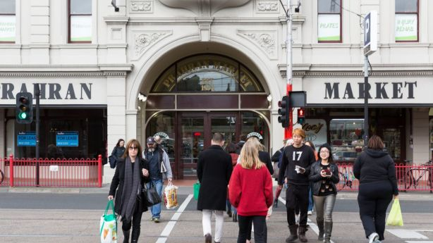 Prahran, not matter how you say it, is a status suburb. Photo: Eliana Schoulal