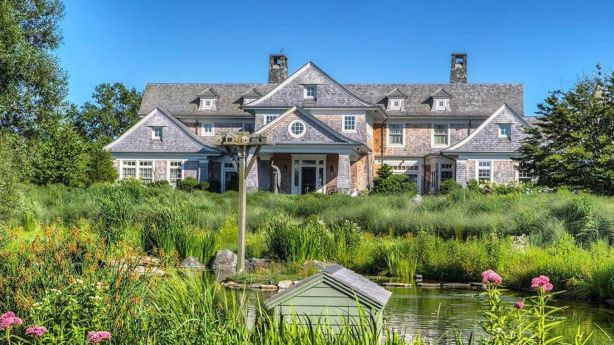 Judge Judy's latest acquisition - a Rhode Island mansion. Photo: Sotheby's International Realty.