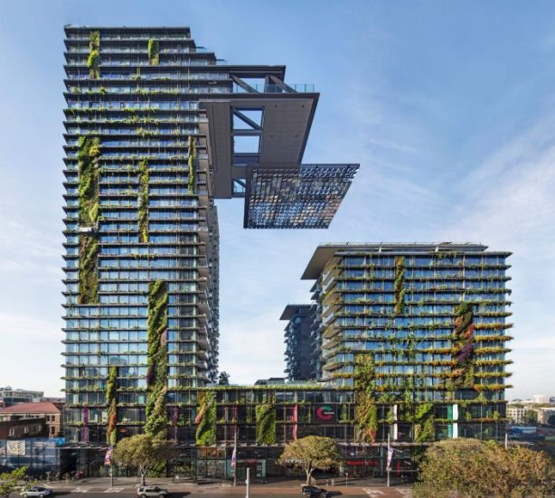 Buildings designed by well-known architects can see high demand. Photo: Murray Fredericks