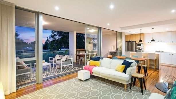 Bigger apartments appeal to a more diverse group of buyers. Photo: Domain.com.au