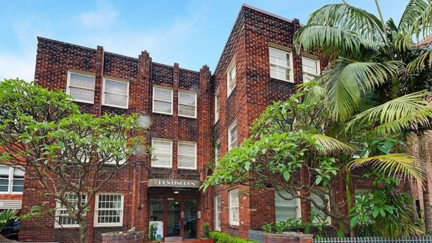 Apartments with period features are sought-after by buyers. Photo: Domain.com.au