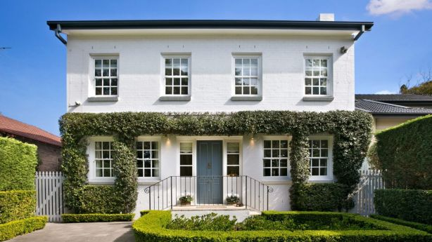 Michael and Tonya Miller are upgrading from their $5.5 million Bellevue Hill home. Photo: Supplied
