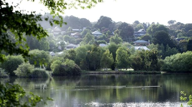 Think Daylesford and your mind is likely to turn to wining, dining and spa treatments. Photo: Mark Chew/Visit Victoria