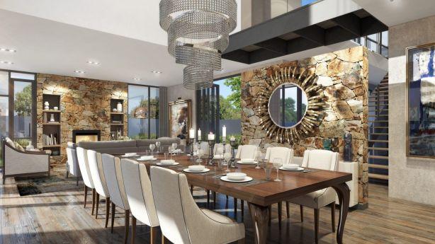 Boogertman + Partners Architects Kenya have designed the upscale development. Photo: Artist Impression