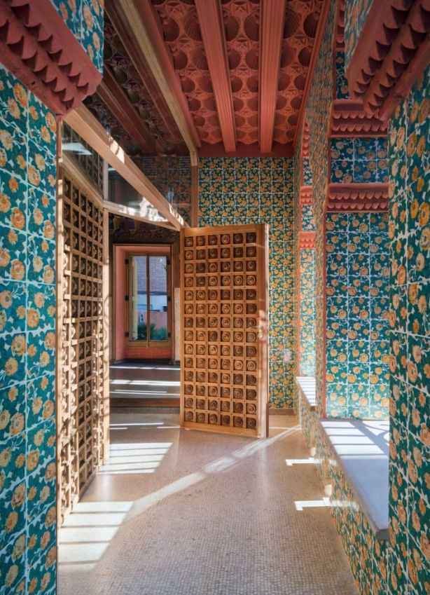 The extensive restoration was led by architectural firms MartInez Lapena-Torres Arquitectes and Daw Office. Photo: Pol Viladoms