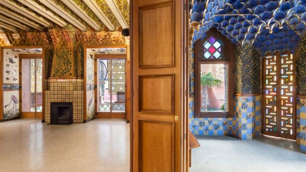 Casa Vicens was the first house that Gaudi completed. Photo: Pol Viladoms