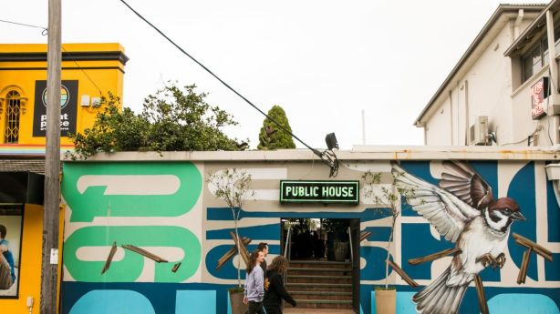 Public House Petersham on Stanmore Road, Petersham. Photo: Anna Kucera