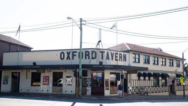 The Oxford Tavern in Petersham. Photo: Janie Barrett