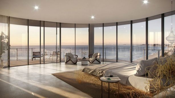 The views speak for themselves at this penthouse at 272 Hedges Avenue, Mermaid Beach.