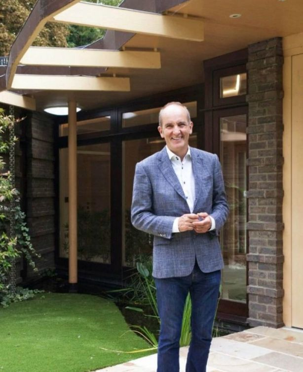 Grand Designs UK guru, Kevin McCloud. Photo: Channel 4
