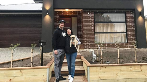 Nurse Lana Ruban, and her boyfriend Scott Gilliland, moved into a four-bedroom house in a new suburban development three months ago.