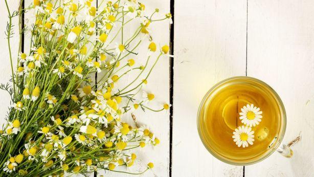 Chamomile makes a perfect tea. Photo: iStock
