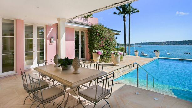 Deepwater at 34 The Crescent in Vaucluse is on the market for the first time in 49 years. Photo: Supplied
