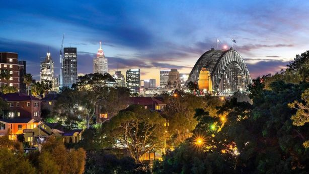 Sydney's lower north shore is the most successful location for auctions.