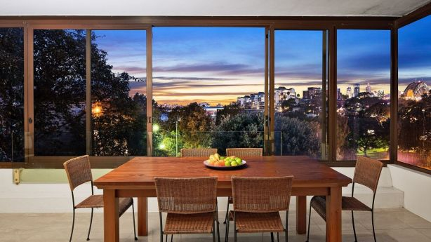 36/2 Spruson Street, Neutral Bay, is up for auction on a Thursday night.