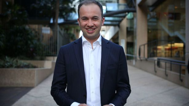 Matt Kean made no apologies for respecting the property rights of mum and dad investors. Photo: James Alcock