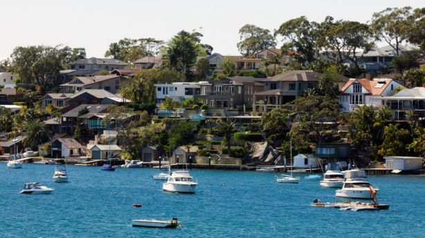 Port Hacking is a small suburb on the north shore of the Port Hacking estuary. Photo: Steven Woodburn