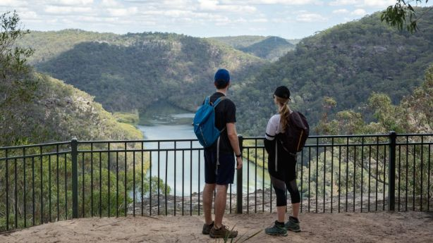 Berowra Heights is a peaceful suburb located about 40 kilometres north of Sydney. Photo: Steven Woodburn