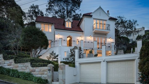 Known as Tarason, the residence has been with the couple for over two decades. Photo: Supplied