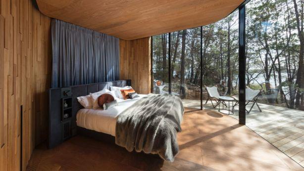 Freycinet Lodge by Liminal Studio. Photo: Dianna Snape
