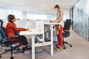 Should you sit at work - or stand?