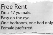 Sex sells ... and rents
