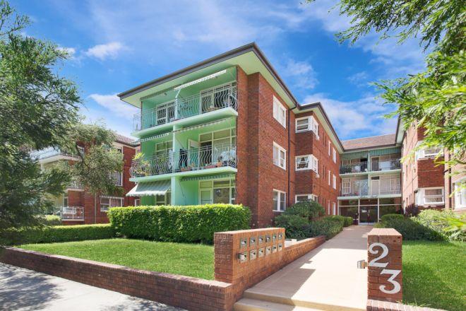 2/23 Ormond Street, Ashfield NSW 2131