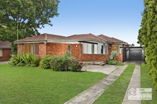 112 Hammers Road, Northmead NSW 2152
