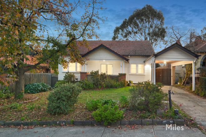 30 The Righi, Eaglemont VIC 3084