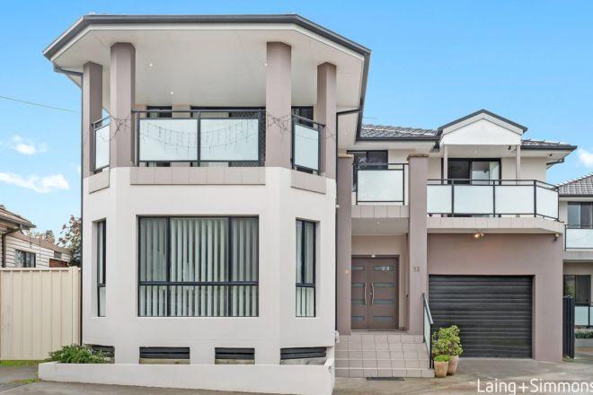 55 Brunswick Street, Granville NSW 2142