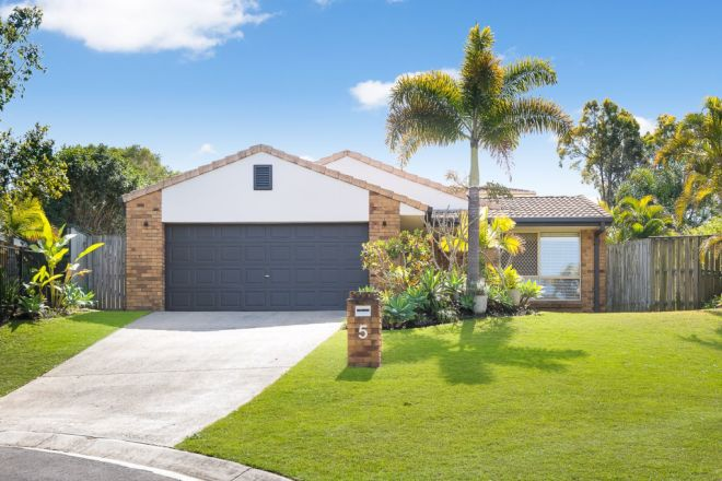 5 Watson Court, Seventeen Mile Rocks QLD 4073