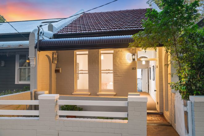 183 Nelson Street, Annandale NSW 2038