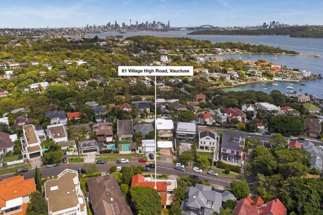 61 Village High Road, Vaucluse NSW 2030
